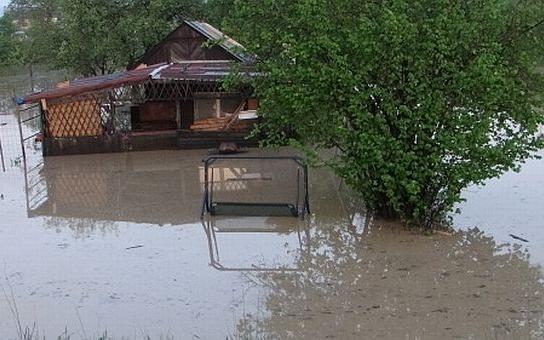 Opět vyplavený Týn nad Vltavou: Tohle už radnici nedarujeme, tvrdí obyvatelé
