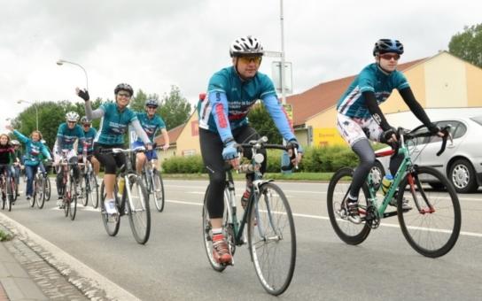 Pardubice jsou hlavním městem cyklistů