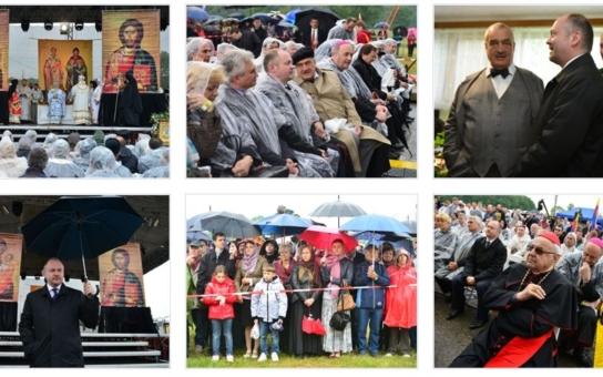 Pravoslavná bohoslužba v Mikulčicích připomněla cyrilometodějské výročí