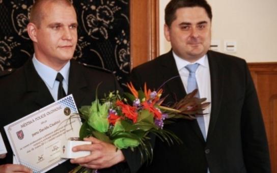 Hrdina. Olomoucký strážník zachránil tři vodáky