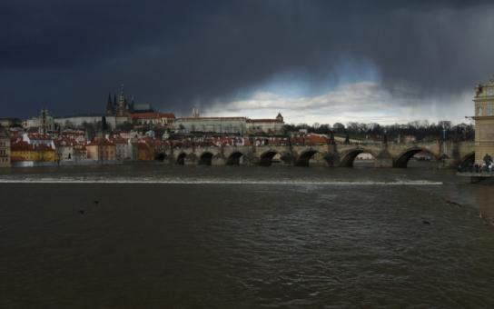 Povodně 2013: Zdá se, že má Praha už nejhorší za sebou!