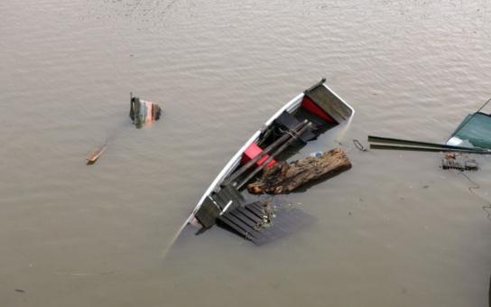 Město Prostějov pomůže povodní zdevastované obci Křešice