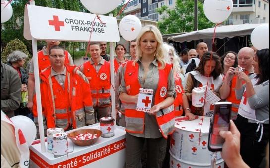 Karlovarský ČČK organizuje sbírku pro postižené povodněmi