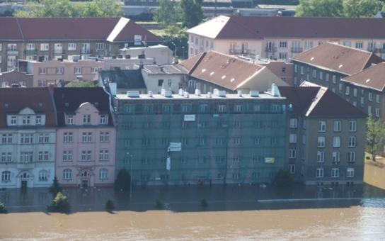 V Ústí nad Labem je na povodňovém kontě 1,65 milionu korun