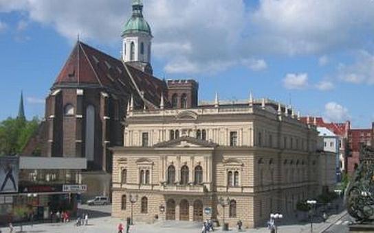 Horní náměstí v Opavě ožije Dnem sociálních služeb