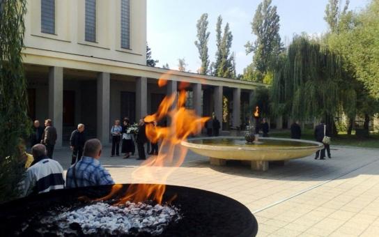 Jihlava vzpomněla na nevinné oběti komunistických procesů
