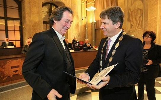 Symbolika spojené Evropy: Nizozemci předají dárek primátorovi Brna