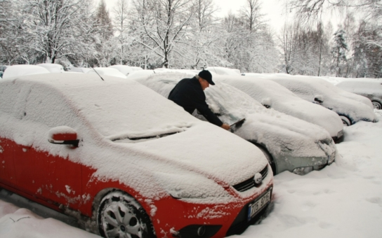 Komunikace bude v zimě udržovat prostějovská A.S.A. TS