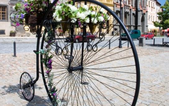 Muzeum Blansko zve na výstavu historických jízdních kol