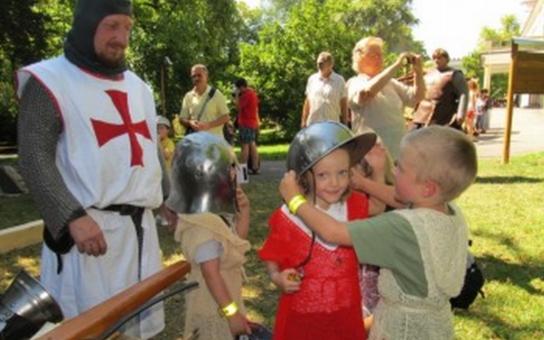 Templářské slavnosti se budou konat ve Vsetíně
