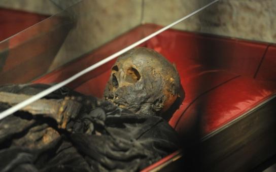 Klatovské mumie zůstanou zachovány, díky novému ventilačnímu systému