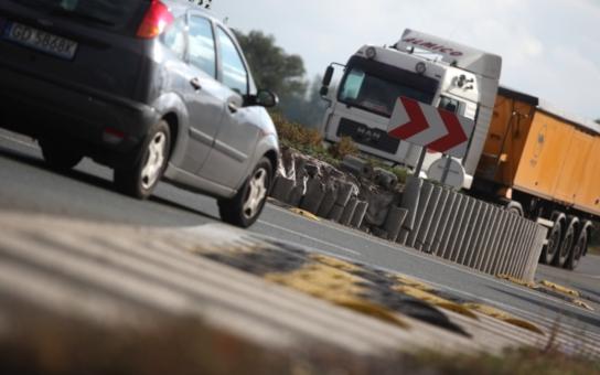 V Uherském Brodě vznikla nová okružní křižovatka