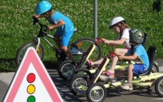 Olomoucký Semafor naučí děti jezdit na kole bezpečně