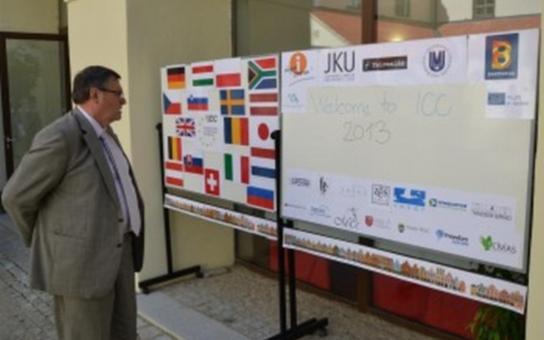 Nevidomí se v Telči připravovali na studium vysokých škol