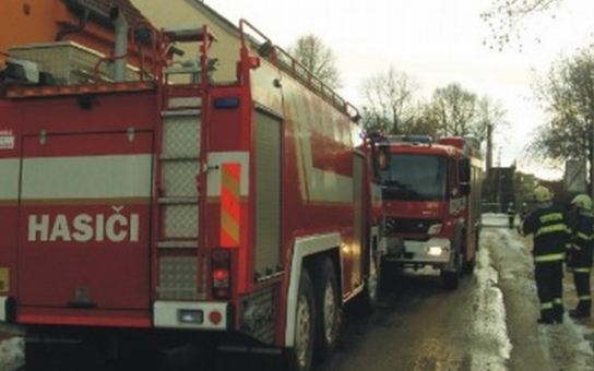 Žena nepřežila požár rodinného domku v Úvalnu na Krnovsku