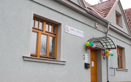 Baby Office je nyní zdarma! Praha má tak útočiště pro pracující rodiče s dětmi do 10 let