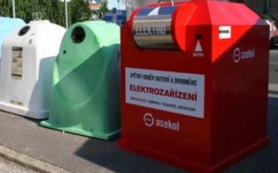 V nemocnici jsou sběrné boxy na drobný elektroodpad