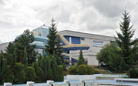 Město Příbram zateplí Aquapark, pokud dostane dotaci