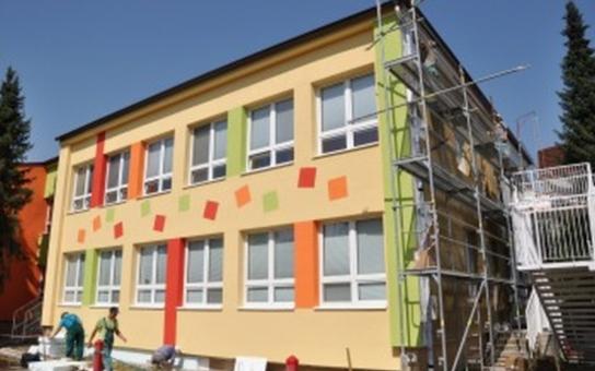 Břeclav se pustila do oprav škol a školek za 18 milionů
