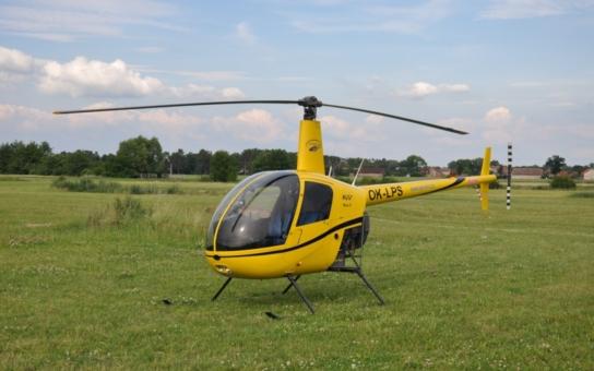 Letecká záchranka vytipuje další místa pro bezpečné přistávání