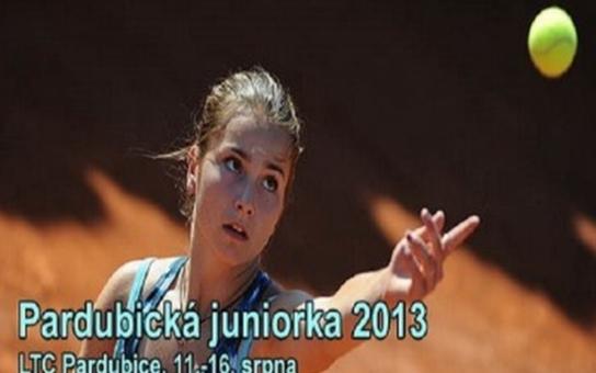 Pardubická tenisová Juniorka vstoupila do čtvrtfinále