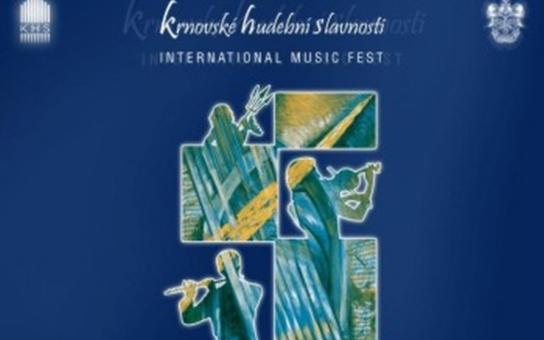 Vstupenky na Krnovské hudební slavnosti jsou v předprodeji