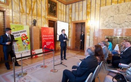Praha za velikého zájmu rozdělila inovační vouchery