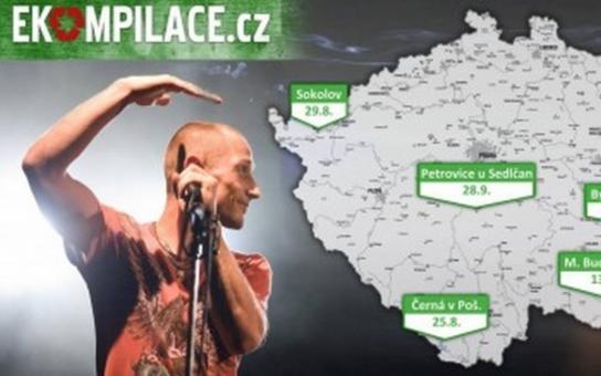 V Černé v Pošumaví vystoupí skupina Wohnout