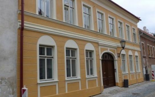 Židovská škola v Třebíči se vrátila do své původní podoby