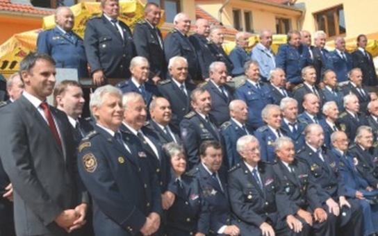 Zimola: Bez dobrovolných hasičů bychom povodně nezvládli