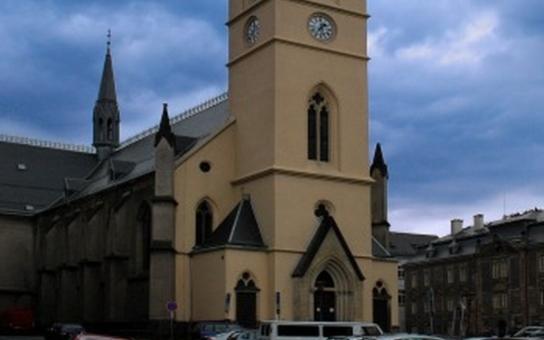 Okolí kostela svatého Antonína dostane důstojnou tvář
