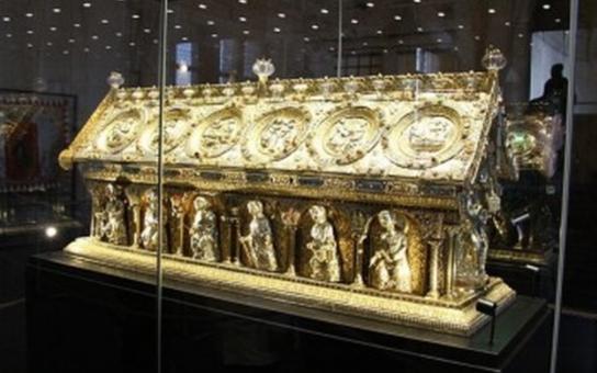 NPÚ otevře dveře a představí model relikviáře sv. Maura