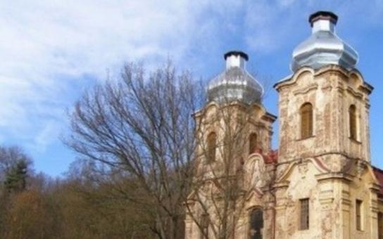 V kostele Navštívení Panny Marie ve Skokách se koná slavnostní mše