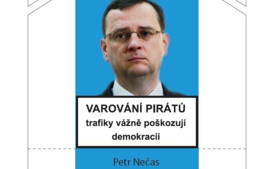 Nejen studenti volí Piráty! Strana láká i všechny české kuřáky. Podívejte se, proč