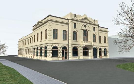 V Bohumíně začala přestavba secesního Národního domu, archeologové objevili středověkou studnu