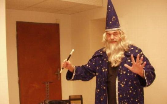 Škola čar a kouzel nabízí kostýmované prohlídky