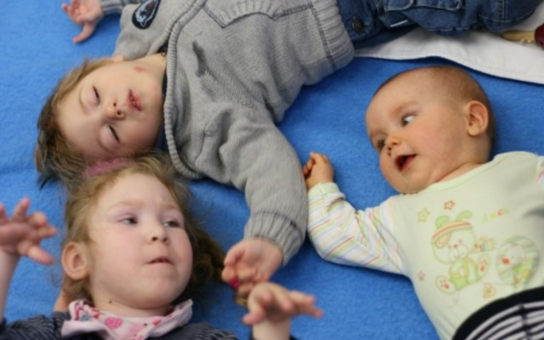 Společnost pro ranou péči: Když se do rodiny narodí dítě s handicapem