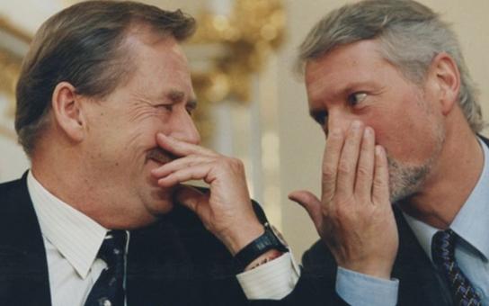 Jezdili jsme na tajné schůzky do hospůdek v okolí Lán, vzpomíná Ladislav Špaček na Václava Havla