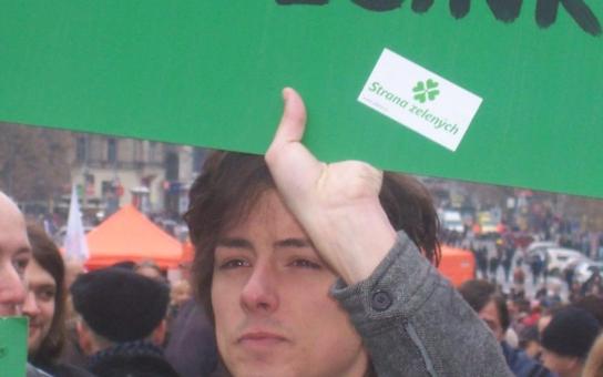 Stropnický jr. trvá na svém: Pravda a láska je intelektuální kýč, s tím nevyjdeme ze zeleného ghetta ani na procházku