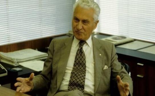 Sto let od narození Tomáše Bati juniora