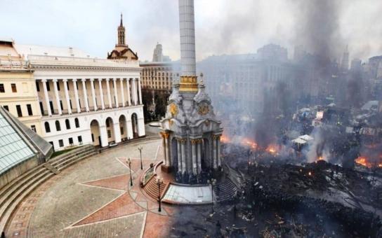 Chceš si zastřílet? Zbraně tu budou za chvilku. Český bloger popsal, co na Majdanu zažil i slyšel – rasistická a fašistická hesla