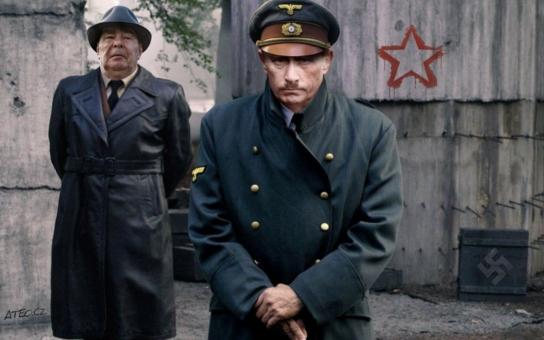 """Ukrajina na prahu války: Vyhnaný prezident sepsal """"zvací"""" dopis, Putin hodil zpátečku a historik napsal, komu vlastně patří Krym"""
