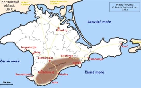 Válka, nebo ztráta Krymu. Jeden útok už proběhl. Historik má v den výročí nacistické okupace jasno