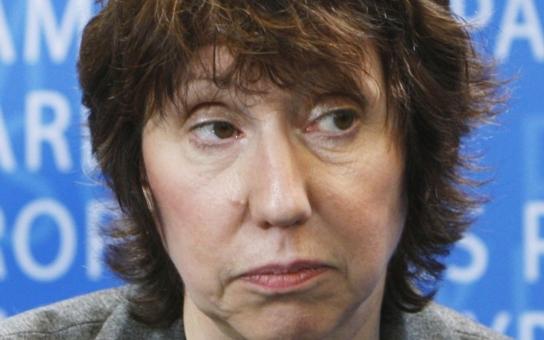 Fuck the lady Ashton! Vyšlo najevo, že šéfka evropské diplomacie se v kauze Ukrajina zachovala jako zbabělá krysa
