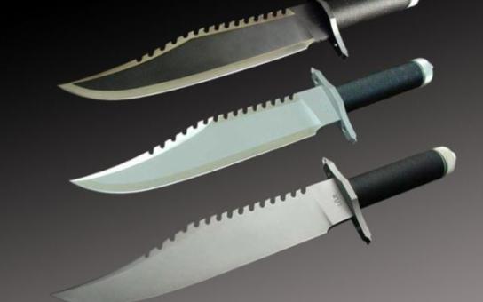 Mezinárodní výstava nožů míří opět do Brna