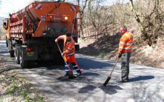 Bude se opravovat silnice ze Zádveřic do Horní Lhoty