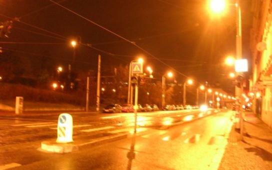 V Chomutově řádí zloději a vandalové na veřejném osvětlení