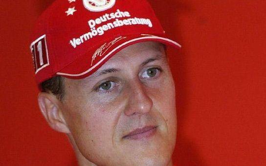 PODÍVEJTE SE Jak vypadá Michael Schumacher? Jako anorektická dívka