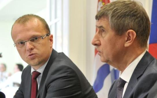 Ministr financí Babiš slíbil vrátit 3,5 miliardy korun krajům, říká hejtman Netolický