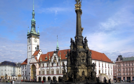 V Olomouci přibývá turistů, velký zájem mají i Korejci